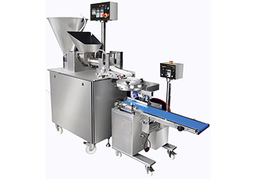 filling and forming machine