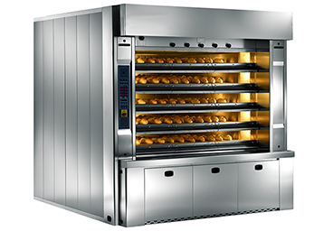deck, rotor and convection ovens